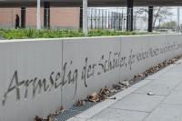 Da-Vinci Schrift an Potsdamer Schule