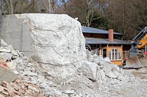 Altbeton für RC-Beton aus Berlin