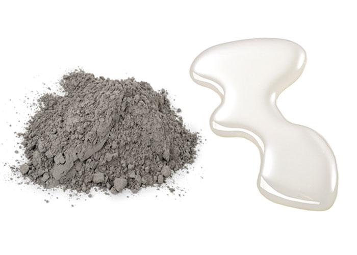 Polymerbeton Zement Kunstharz