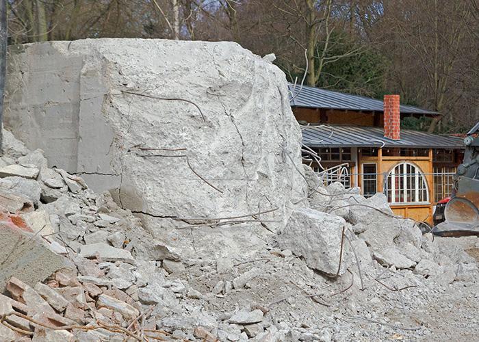 Nachhaltiges Bauen mit Recycling-Beton